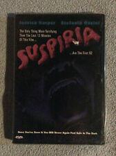 SUSPIRIA (Halloween Horror) [Jessica Harper; Stefania Casini]   DVD   Brand New