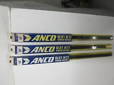 ANCO HEAVEY DUTY WIPER REFILL 3 PACKAGE SIZE 14""