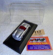 Lot 117. Deagostini 1/43. Porsche 356 Roadster. With Display Case