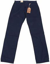 Mac jeans crosspant señores chino pantalones Lang Men Pants w33 l34 Modern fit azul Nuevo