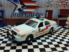 TIGER WHEELS 2002 FORD CROWN VICTORIA RINCON MUNICIPAL POLICE LOOSE 1:64 SCALE
