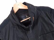 F658 G-Star Raw sur Sarga Overshirt de Superdry Abrigo Chaqueta Camisa Original negro Talla XL