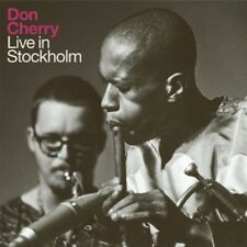 Don Cherry - Don Cherry Live in Stockholm [New CD]