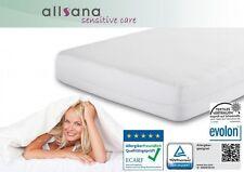 Allsana Allergiker Matratzenbezug 180x200x30 cm Encasing Allergie Bettwäsche