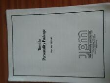 jpm tumble fruit machine service manual