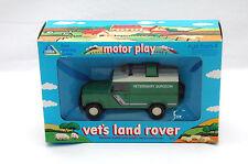 ELC vet's Land Rover (Matchbox Superkings Kingsize K 144) (#B1)