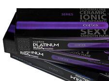 CORTEX international PLATINUM BLACK SERIES FLAT IRON 1 1/4'' SPECIAL EDITION