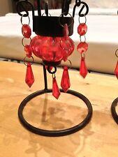 Kerzenständer für Teelichter Hängend, Teelicht Ständer, Teelicht Hängerständer