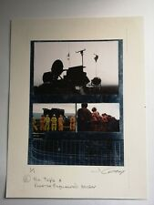 Signed J Cauty The Triple A cook book Page 8 Reverse Engineered Master print 1/1
