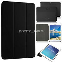 "SMART Folio Book Case Cover Samsung Galaxy Tab For S2 9.7""  9.6"" A 9.7"" A 10.1"""