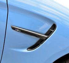 Carbon Fiber Fender Side Gril for BMW 2013+ M3 F80 M4 F82 F83 New