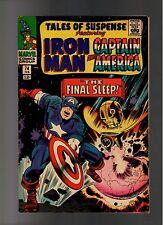 TALES OF SUSPENSE # 74  ( 1965 )  MARVEL COMICS  SHARP COPY!!