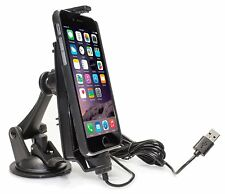 iPro2 Apple iPhone Car Dashboard or Windshield Mount w/ 6.5ft Lightning Cable