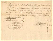 Connecticut Revolutionary War Document