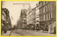 Post card ANGLETERRE SCOTLAND Sauchiehall Street GLASGOW Affiche ROB ROY Savoy