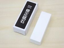 Suehiro Nagura stone sharpening Cleaning Correcting Flatten whetstone Japan