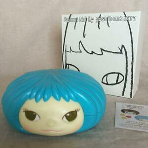 Gummi Girl By Yoshitomo Nara Soran-Chan Light blue Gummy candy case With box