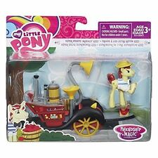 My Little Pony Friendship is Magic Collection Super Speedy Squeezy 6000 Set Flam