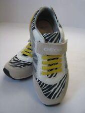 Scarpe sneakers Geox per bambine dai 2 ai 16 anni pelle