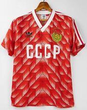 MAGLIA CALCIO RETRO URSS HOME EURO 1988 CCCP UNIONE SOVIETICA SOVIET USSR RUSSIA