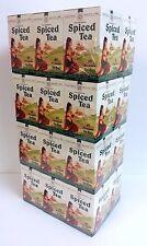 Spiced tea Masala Chai Tea bags (24 boxes of 40) Palanquin caffeinate black tea