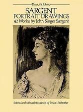 Sargent John Singer Book Portrait Drawings 42 Works Art