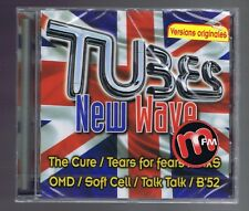 TUBES NEW WAVE  CD (NEW) THE CURE TEARS FOR FEARS OMD TALK TALK