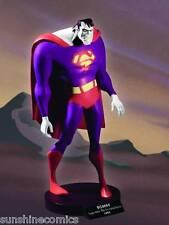 Superman Bizarro Maquette Statue 135/1200 DC Comics Classic Animation NEW SEALED