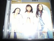 SWV (Sisters With Voices) Platinum & Gold Collection The Best Of CD – Like New