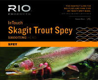 RIO InTouch Skagit Trout Spey Shooting Head - 250gr - New
