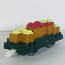 Fruit Farm Thomas the Train Trackmaster Cargo Tender Car Pull Along