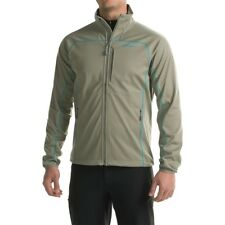 Merrell Conservation Soft Shell Men's Windbreaker Jacket in Putty $160 NEW L