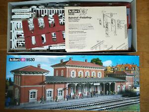 Kibri Bahnhof Feldafing H0, Bausatz 9530