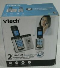 VTech DS6621-2 Answering System 2-cordless handsets with Bluetooth