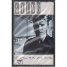 Sting MC7 The Dream Of The Blue Turtles A&M Records Sigillata 0082839375047