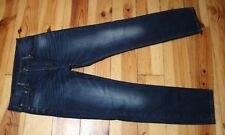 Levis 511 blue slim skinny jeans da uomo in buonissima condizione UK Taglia W31 L32