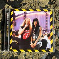 THE ROLLING STONES live cd NO SECURITY Bridges To Babylon tour