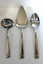 New Wedgewood Vera Wang WITH LOVE Serving set of 3