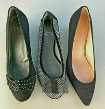 STUART WEITZMAN Womens Shoes 6M 3 Pairs Pumps Flats Lot of 3
