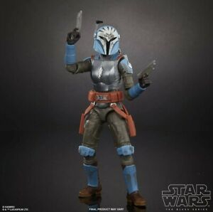 Star Wars The Black Series: Bo-Katan Kryze 6-Inch Figure ~The Mandalorian (NEW)