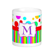 PERSONALIZED NAME COLLECTIBLE MUG - LETTER M