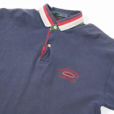Vintage TOMMY HILFIGER Athletics Polo Shirt | Mens M | Retro Wavey 90s Nineties