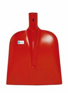 Holsteiner Schaufel Gr. 2 *rot-lackiert* 25x27cm *Profiqualität*Sandschaufel