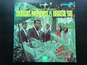 "Sergio Mendes & Brazil 66 ""Herb Alpert Presents"" German Press A&M Label Ex/ExCon"