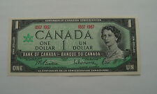 Canada 1967 For 1 Dollar Bill Canadian Note Mint Uncirculated CRISP Banknote