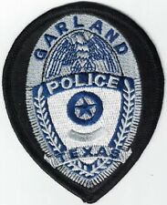 Garland Police Texas TX Patch