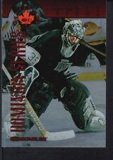 STEPHANE FISET 1997/98 DONRUSS CANADIAN ICE  #30  DOMINION KINGS SP #123/150