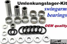 Deflection BEARINGS YAMAHA YZF 426 (2002) Kit Complete #Linkage OEM YZ426F
