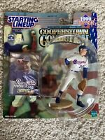 1999 Starting Lineup Cooperstown SLU NOLAN RYAN Texas Rangers Card HOF Figure