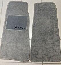 Gorgeous Oem New 1976-89* Lhd Jaguar Xjs Slate Grey 4-Piece Overmat Set - Rare
